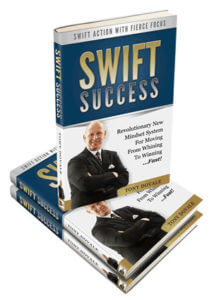TonyDovale - Inspiratioal Speaker Expert Author - Hiughly Motivational & Engaging SWIFT SUCCESS book